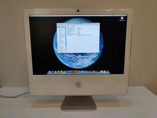 """iMac G5 (20"""" iSight)"""