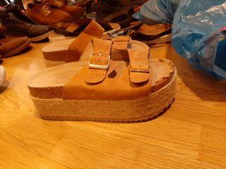 sandalias plataforma talla 37