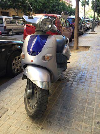 Moto Aprilia Habana 49cc