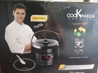 Robot de cocina cookmaker premium.