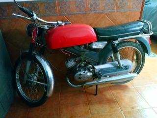 Derbi Antorcha 49cc