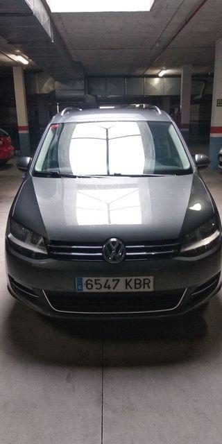 Volkswagen Sharan 2013