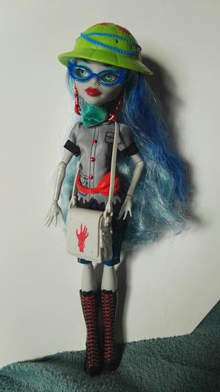MONSTER HIGH GHOULIA SDCC