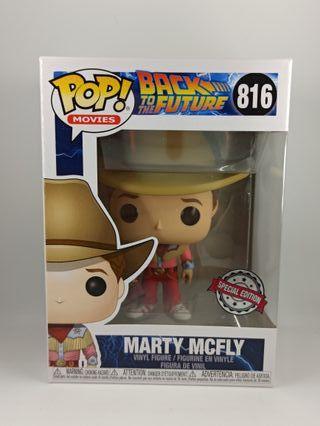 Funko pop Marty McFly 816