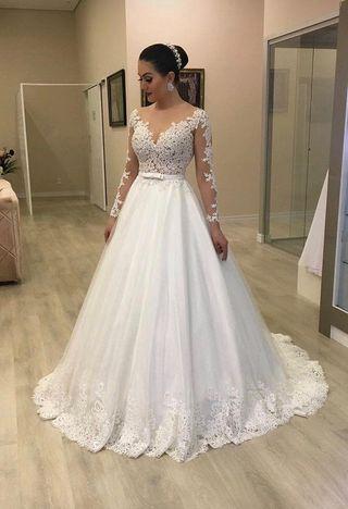 Vestido de novia 2019 - 2020