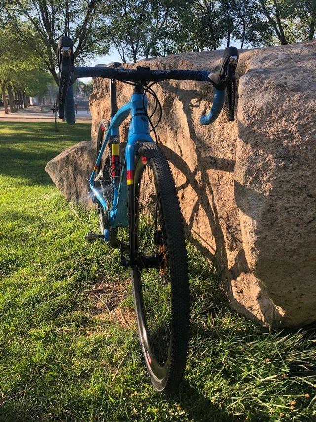 Bicicleta Ridley kanzo Speed gravel