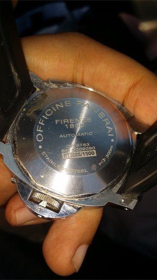 Vendo reloj Panerai Luminor Marina Automatic