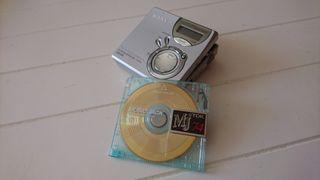 minidisc SONY MZ-N520