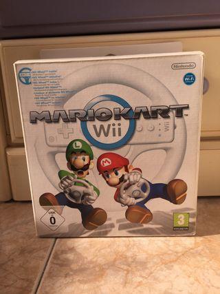 Mando Mario Kart WII