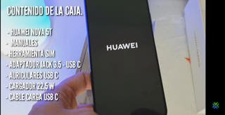 Huawei nova 5t negro