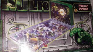 Maquina de petacos Hulk