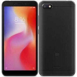 80041735-Redmi 6A 16Gb Dual Sim, Black