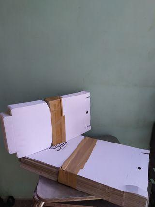 Cajas de Pizzas
