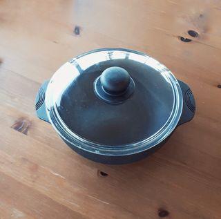 olla de hierro