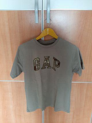 Camiseta Gap Camuflaje