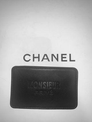 Tarjetero Chanel
