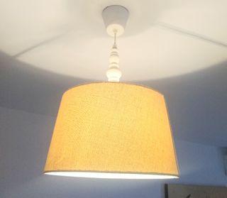 Pantallas de mano Málaga techo de segunda lámpara en de en YH29WDIE