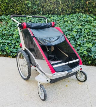 Carro doble Thule Chariot Cougar 2