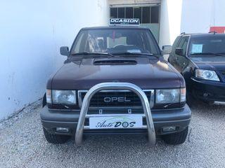 Todoterreno 4x4 Opel monterrey