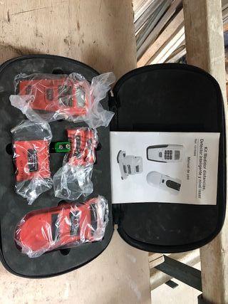 Kit medidor detector y laser