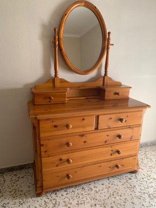 Muebles dormitorio provenzal