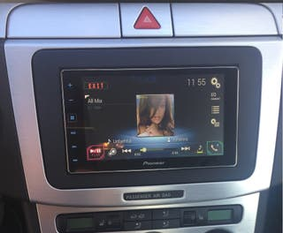 Pioneer SPH-DA120 Carplay Iphone (USB,bluetooth)