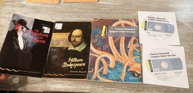 libros de lectura Ingles