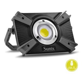 Foco LED 20W batería y cargador (A ESTRENAR)