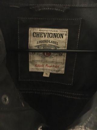 Chaqueta Chevignon efecto lavado