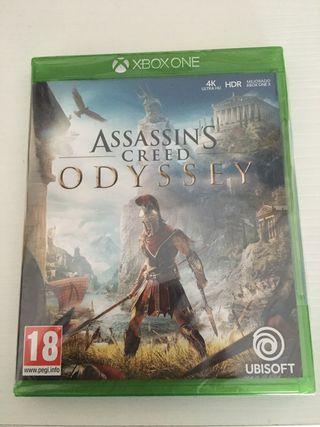 Assassins Creed Odyssey - ( Precintado)