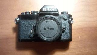 Camara fotográfica Nikon FM
