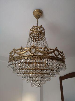 conjunto lámparas dormitorio