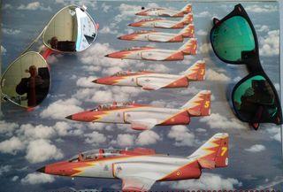 Gafas de sol de la Patrulla Aguila polarizadas