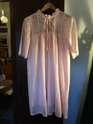 vestido corto babydoll