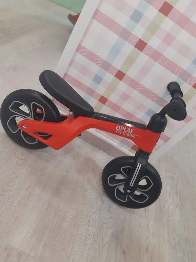 Bicicleta para niños QPlay Tech
