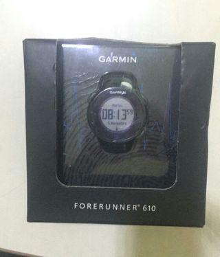 Reloj gps Garmin Forerunner 610