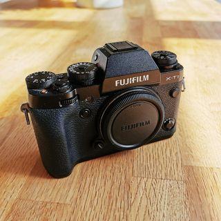 Cámara Fujifilm X-T1