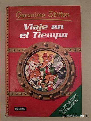 Libro Colección Gerónimo Stilton.
