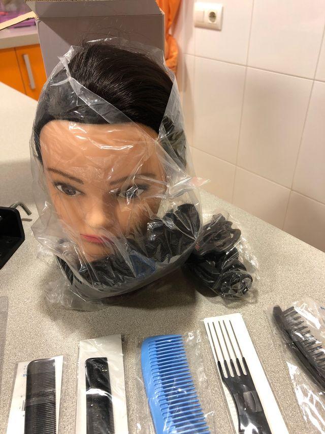 Maletín academia peluquería