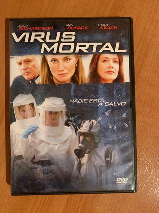 Virus Mortal DVD