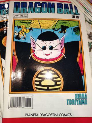 Colección Dragon Ball Serie blanca