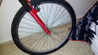 rueda de bici