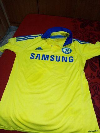 Camiseta Chelsea Amarilla