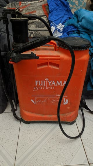 fumigadora fujiyama