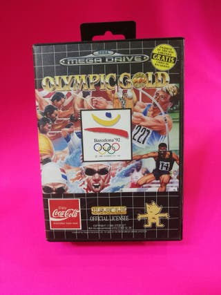 Olympic Gold megadrive