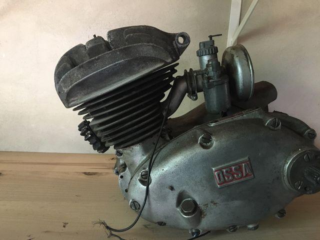 Motor montesa enduro 75