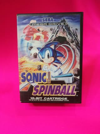 Sonic spinball megadrive