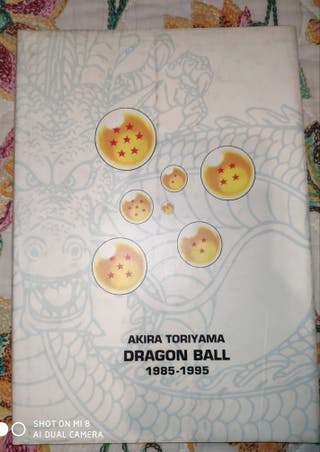 Dragon Ball Libro ilustraciones