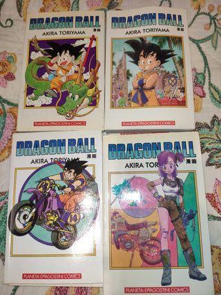 Dragon Ball Tomos