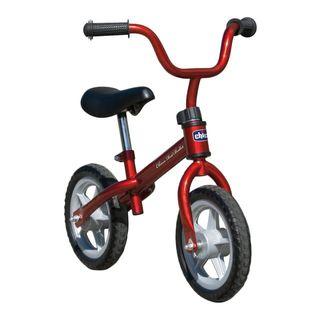 Bicicleta sin pedales.